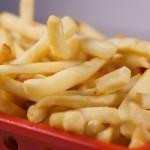 batata frita menor