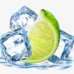 gelo e limao