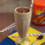 Milkshake de Ovomaltine